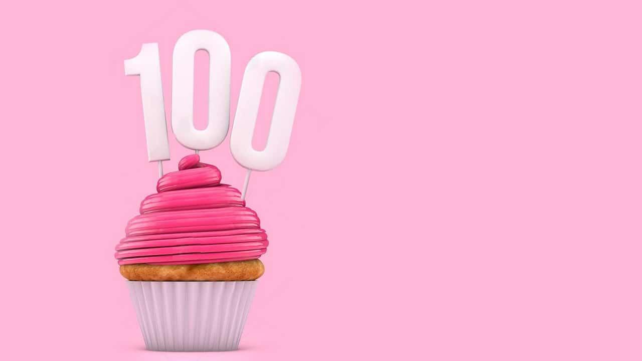 Otro 100 cumpleaños en Residencial Cervantes