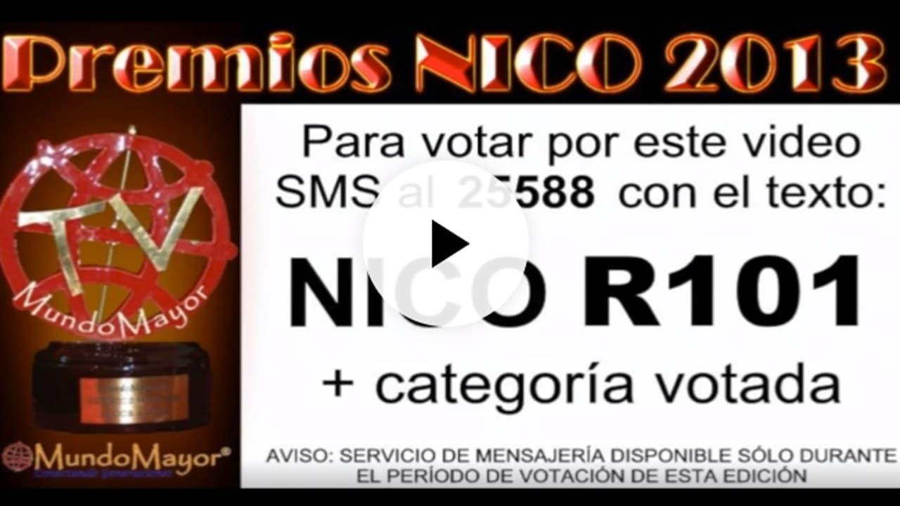 Tu si que vales version RESI en los premios NICO 2013 de Mundomayor