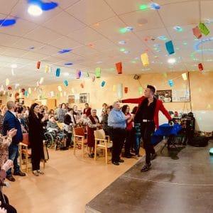 Residencial Cervantes celebra su décimo aniverario.